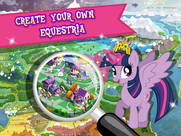 My Little Pony: Magic Princess v3.5.0r (Mod Money)