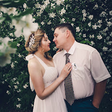 Wedding photographer Alevtina Shvidkova (Shvidkova). Photo of 09.06.2016
