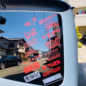 ハイエースバン TRH200V S-GL H20のカスタム事例画像 たぐやん@黒バンパー愛好会さんの2020年04月26日10:59の投稿
