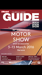 Motor Show Guide 2016 screenshot 0