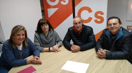 El Gobierno independiente de Albanchez se suma a Ciudadanos
