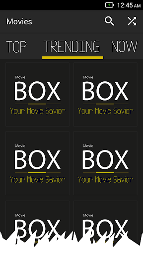 Show Movie Box - Movies News screenshot 2