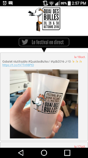 Quai des Bulles 2016- screenshot thumbnail