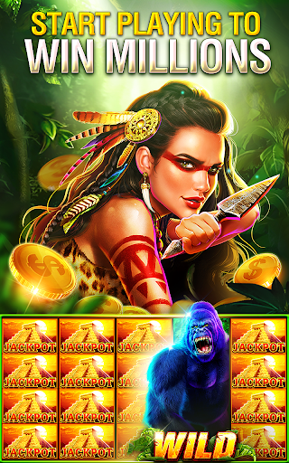 DoubleU Casino - Free Slots 5.37.1 screenshots 4