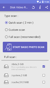 Disk Video Recovery Pro mod apk download 1