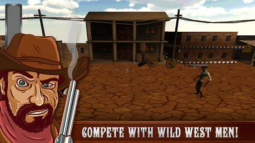 Cowboy Gun Shoot