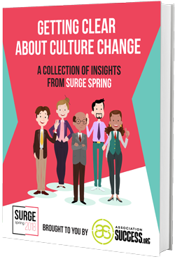 Getting Clear About Culture Change eBook Cover
