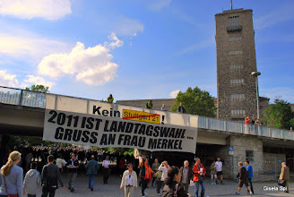Photo: Großdemo im Park gegen Stuttgart 21, Samstag, 18.09.2010