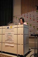 "Photo: ""Communicating Science & Innovations"" Panel - 2012: Hiromi Yokoyama"