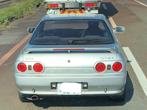 スカイラインGT-R BNR32 1989年平成元年車。のカスタム事例画像 ウッチーやま  さんの2020年10月20日12:53の投稿