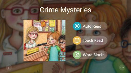 Crime Mysteries 4CV
