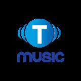 T-Music logo