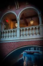 Photo: Inside the Venetian Hotel and Casino, Las Vegas