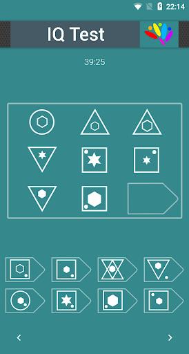 IQ test screenshot 4