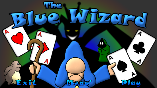 the blue wizard android apps on google play