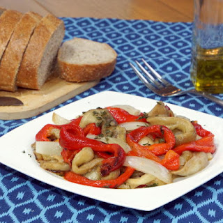 Escalivada (Spanish Grilled Vegetables)