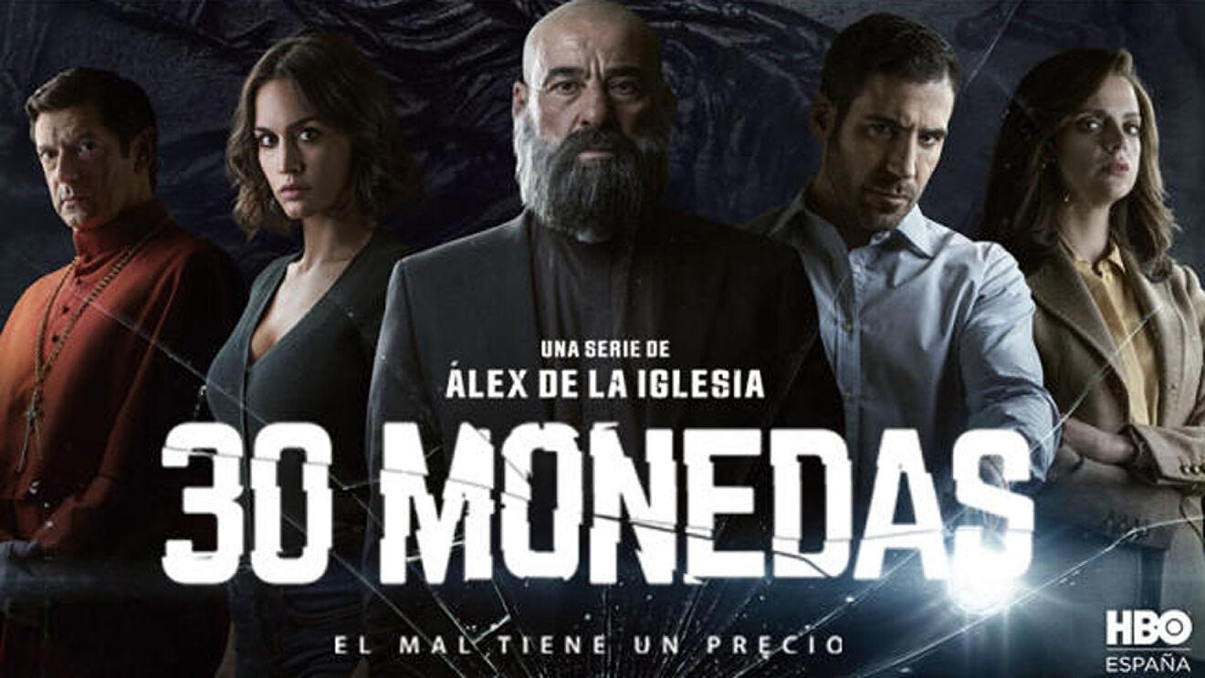 30 Monedas HBO Max