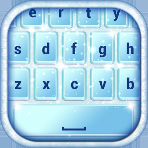 Frozen Ice Keyboard Changer