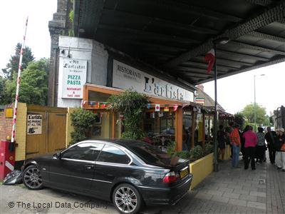 Lartista On Finchley Road Restaurant Pizzeria In