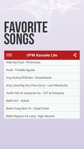 Download OPM Karaoke Offline - Tagalog Love Songs Google Play