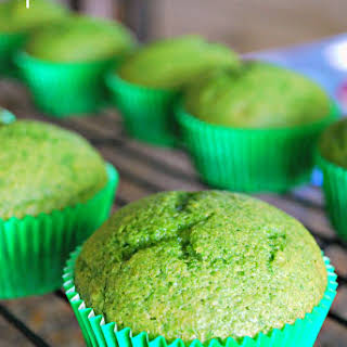 Spinach Muffin Recipe – Food Fun Friday.