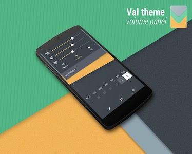 Val for theme engine v1.0.5