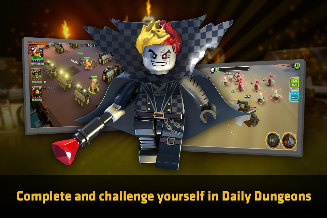 LEGO® Quest & Collect- screenshot