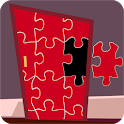 Jigsaw Doors : Jigsaw Puzzle Game icon