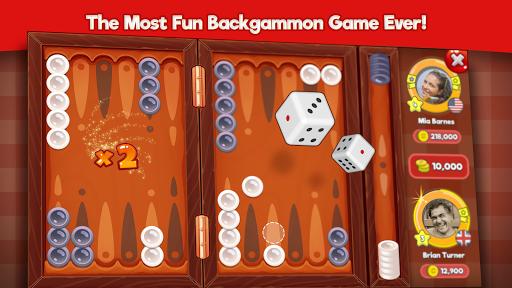 Backgammon Stars, Tavla 2.07 screenshots 9