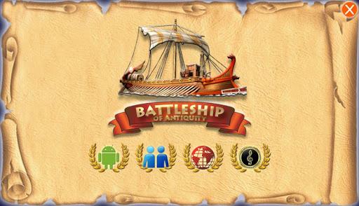 Battleship of Antiquity