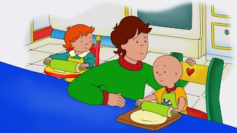 Caillou Makes a Meal/Caillou's New Groove/Caillou Goes Bowling