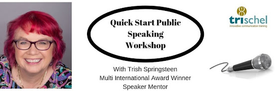 Quick Start Public Speaking Workshop