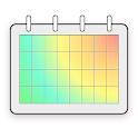 Year in Pixels - Mood Analyser icon