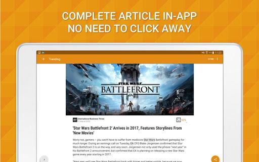 Appy Gamer – Games news screenshot 12