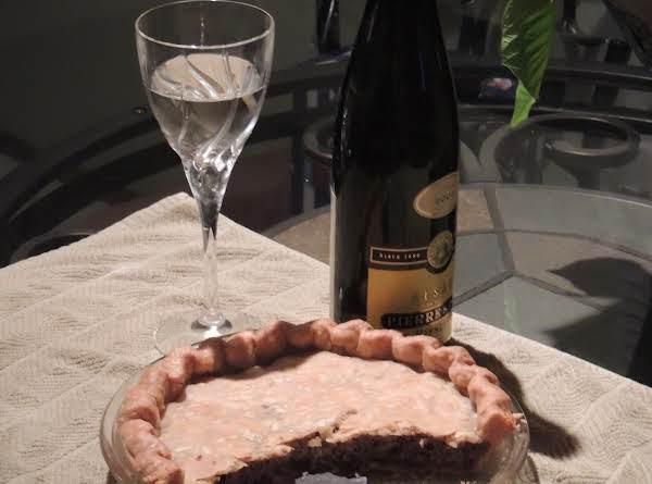Memere's Meat Pie