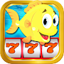 Gold Party Fish Slots Machine APK icon