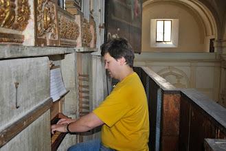 Photo: Mantua, Sta. Barbara kyrkje, juli 2010
