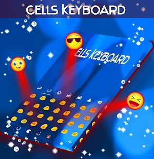 Buňky Keyboard - náhled