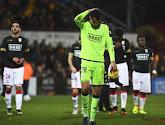 Guillaume Hubert ging in de fout bij KV Mechelen