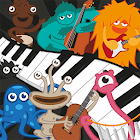 Kids Piano Games PRO icon
