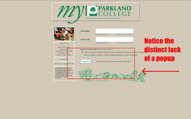 My Parkland Destupidifier