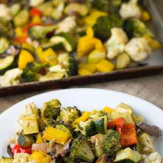 Roasted Vegetable Medley.