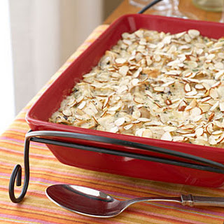 Chicken-and-Wild Rice Casserole.
