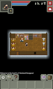 Remixed Dungeon: Pixel Art Roguelike 5