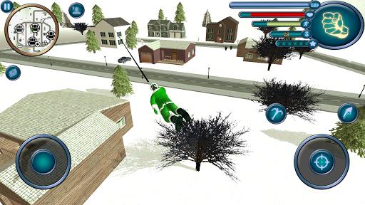Crime Santa Claus Rope Hero Vice Simulator 1.0 Cheat screenshots 6