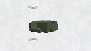 10式 90式の砲塔