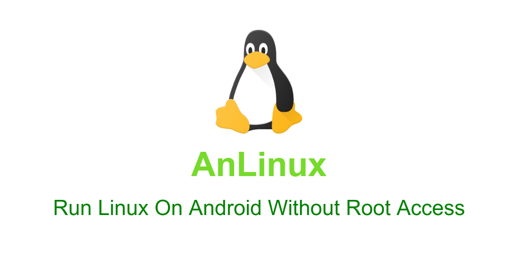 AnLinux : Run Linux On Android Without Root Access 6 05