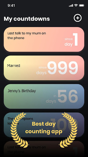 Day Count screenshot 3