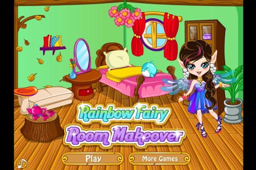 彩虹精灵房间装饰
