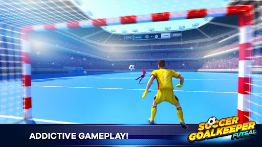Futsal Goalkeeper - Indoor Soccer
